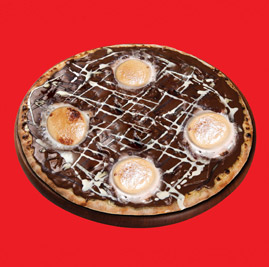 Chocolate Pizza Pie